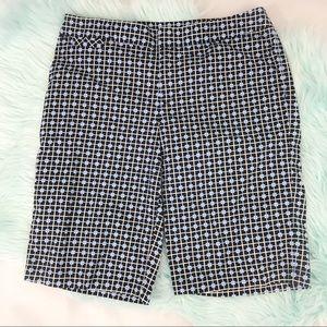 Tommy Bahama Checkered Bermuda Shorts